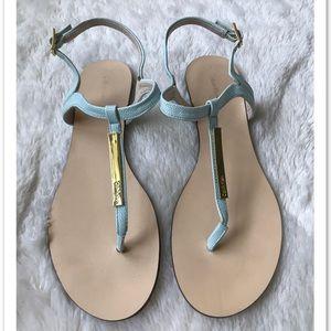 Calvin Klein Strappy Sandals